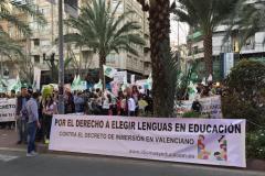 Alicante Press - Concentración 2